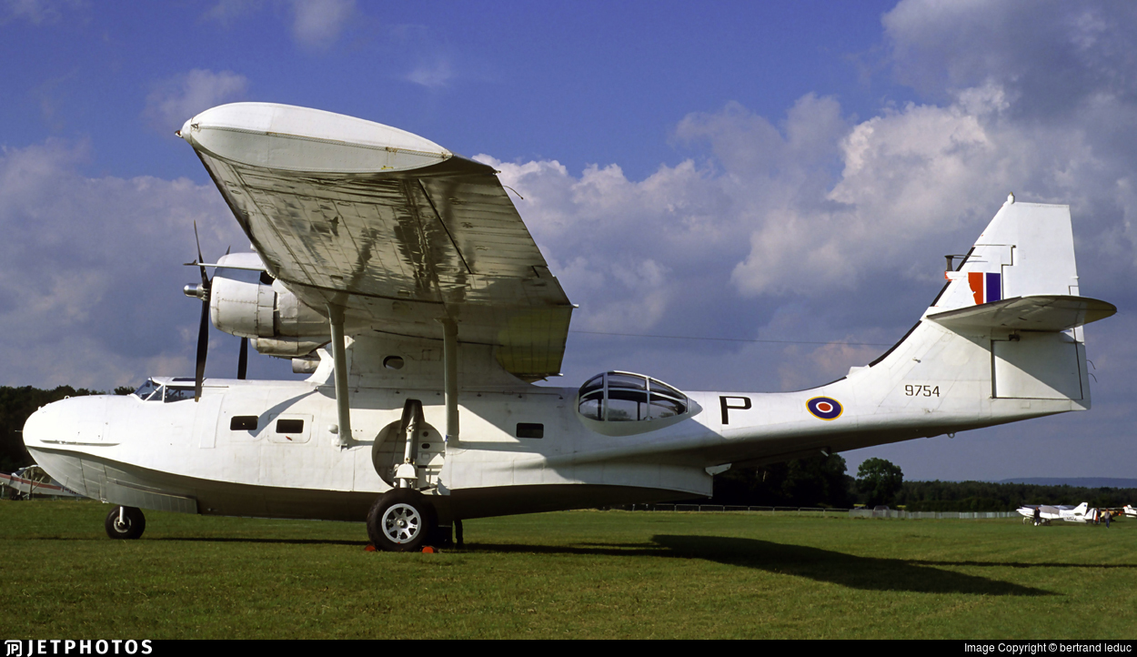 VR-BPS - Consolidated PBY-5A Catalina - Private