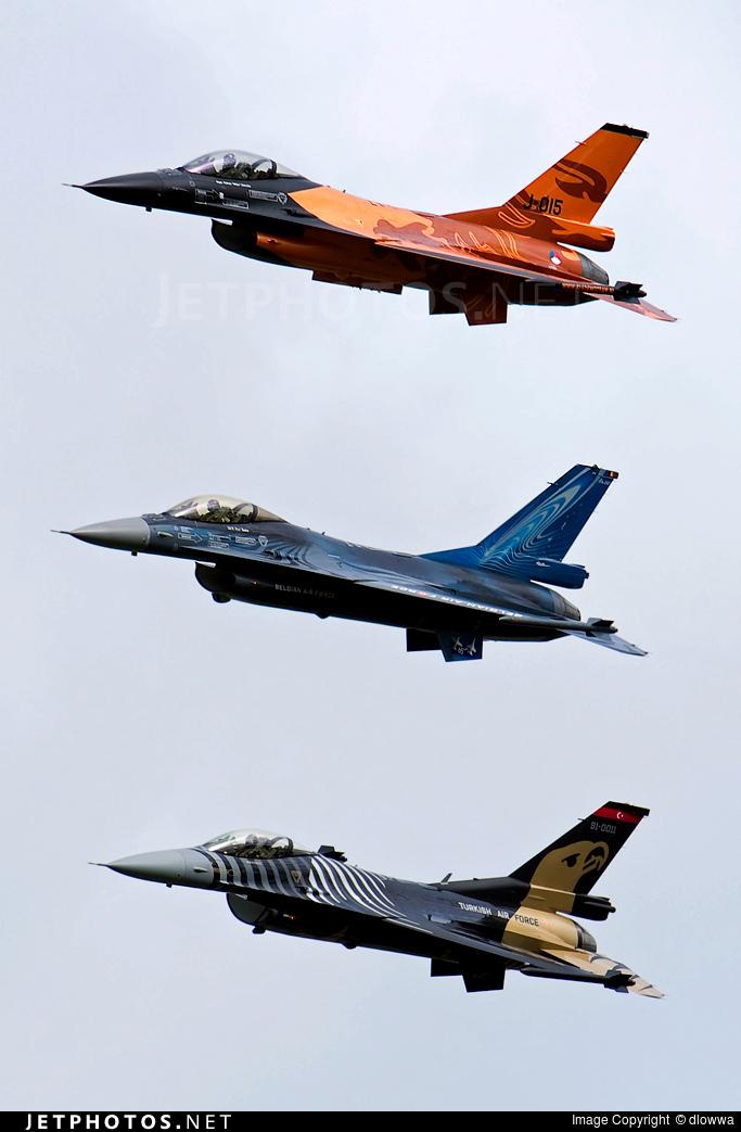 91-0011 - Lockheed Martin F-16C Fighting Falcon - Turkey - Air Force