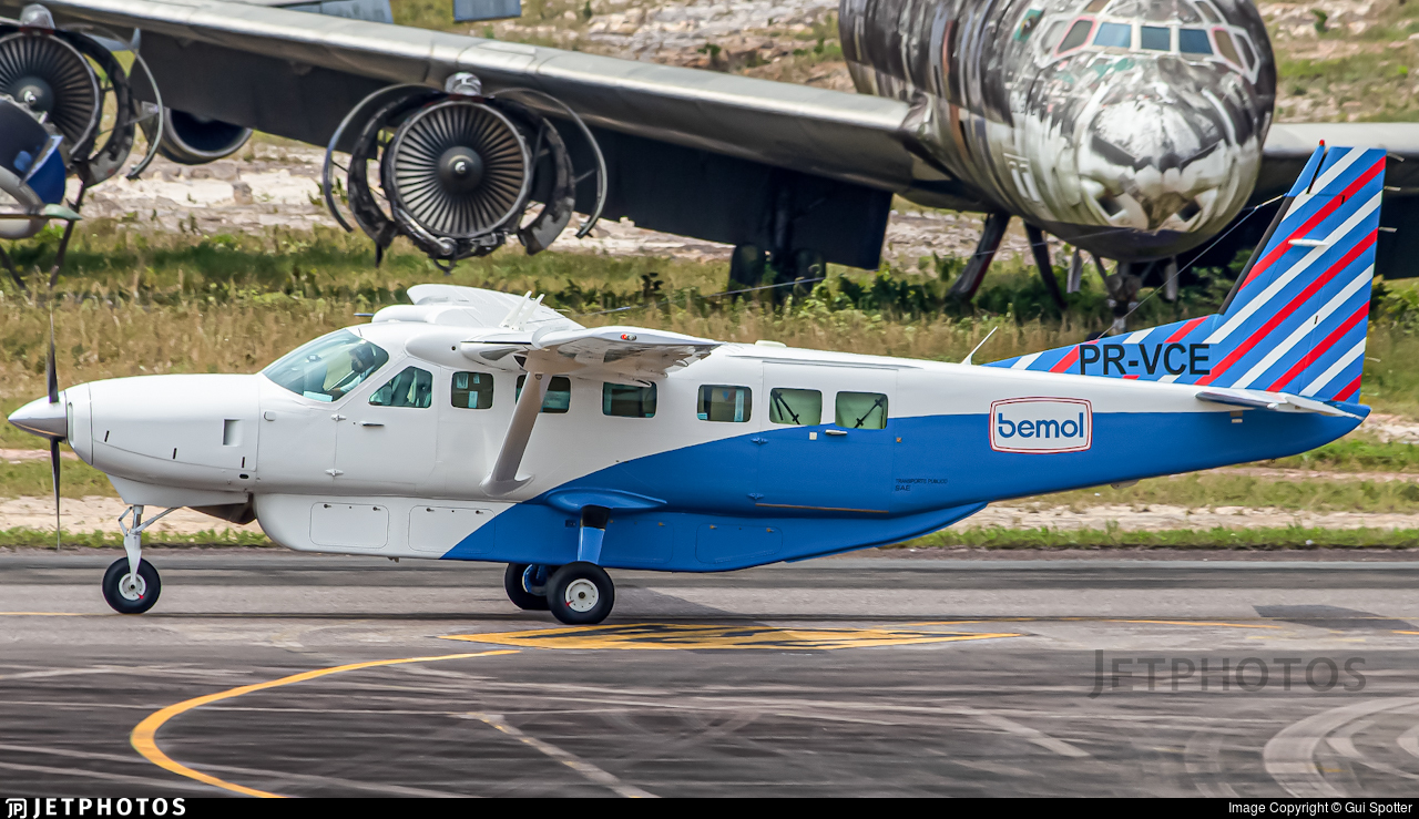 PR-VCE - Cessna 208B Super Cargomaster - Amazonaves Taxi Aéreo