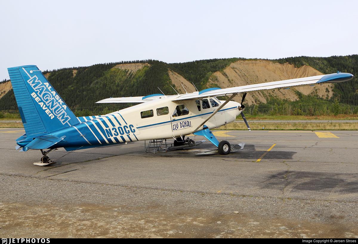 N30CC - De Havilland Canada DHC-2 Mk.III Turbo-Beaver - Fly Denali