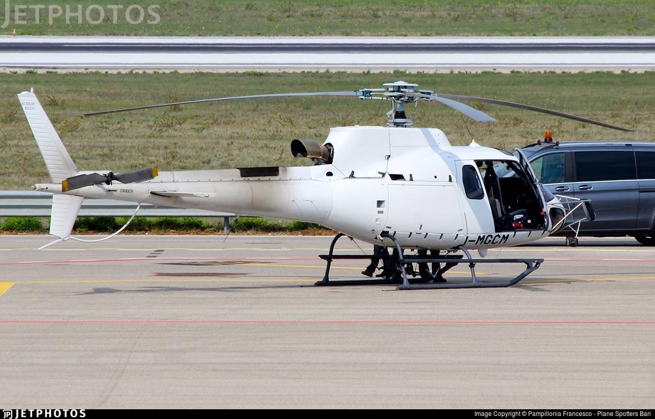 I-MGCM - Aérospatiale AS 350B3 Ecureuil - Private