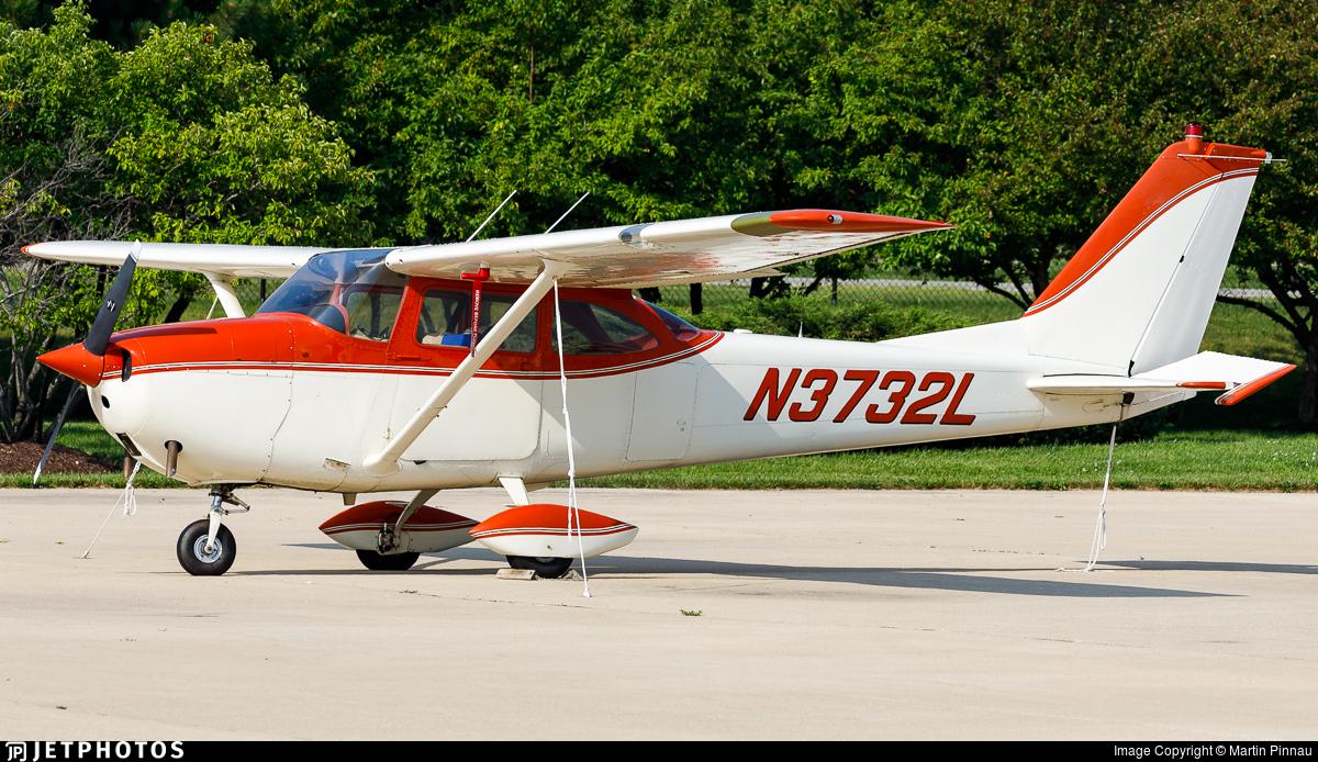 N3732L - Cessna 172G Skyhawk - Private