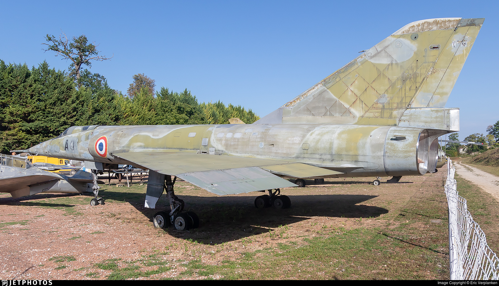 18 - Dassault Mirage 4A - France - Air Force