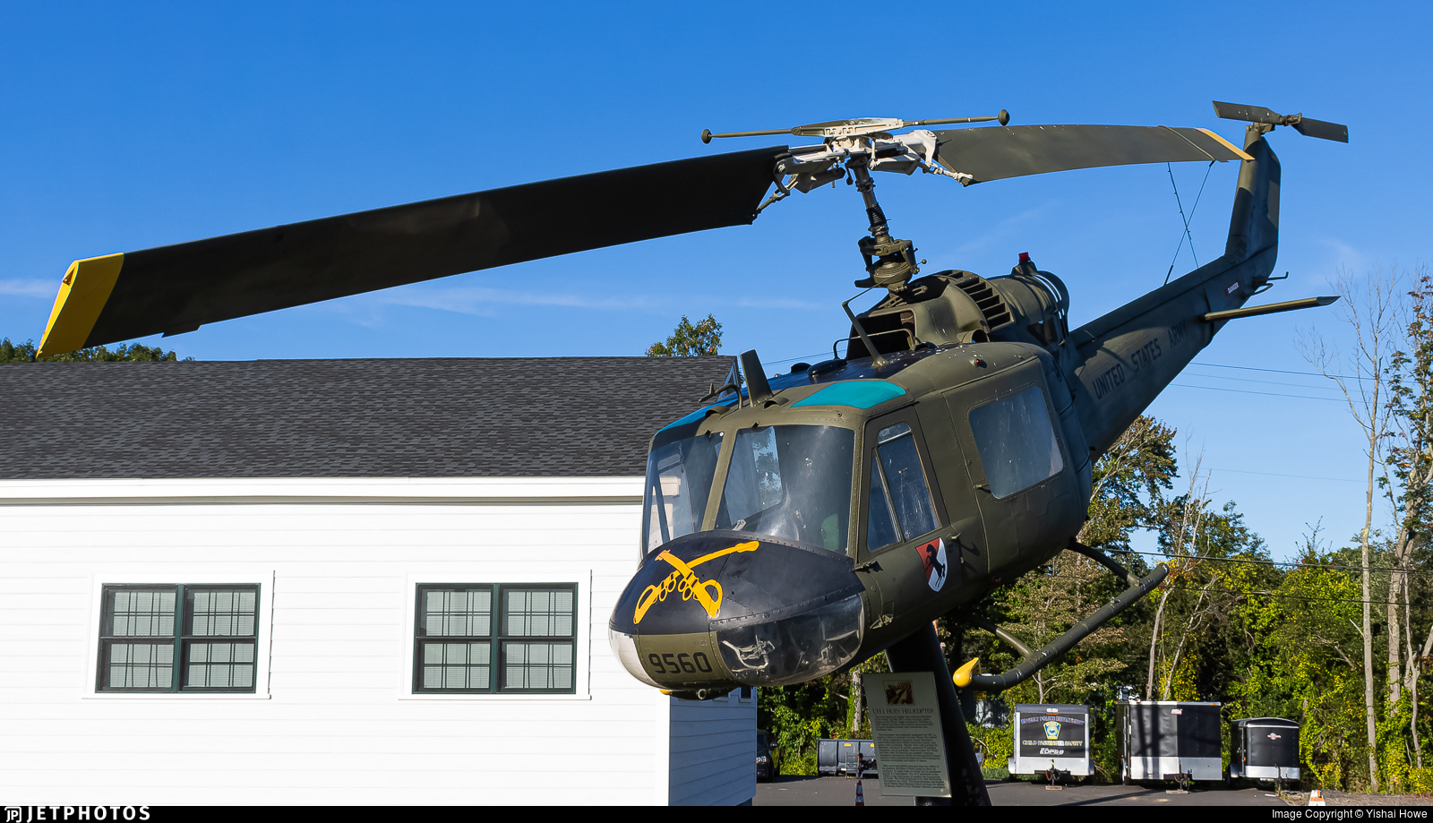 65-09560 - Bell UH-1M Iroquois - United States - US Army