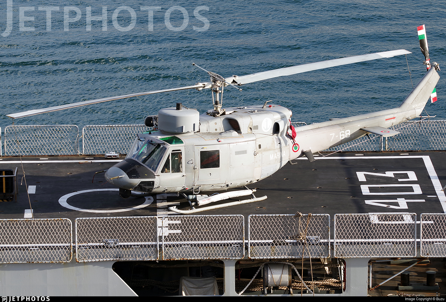 MM81378 - Agusta-Bell AB-212ASW - Italy - Navy