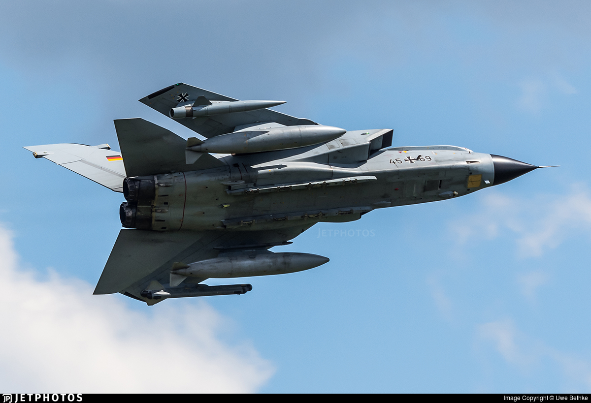 45-69 - Panavia Tornado IDS - Germany - Air Force