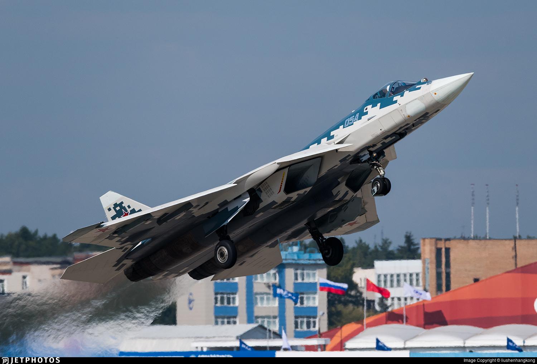 054 - Sukhoi T-50 - Sukhoi Design Bureau