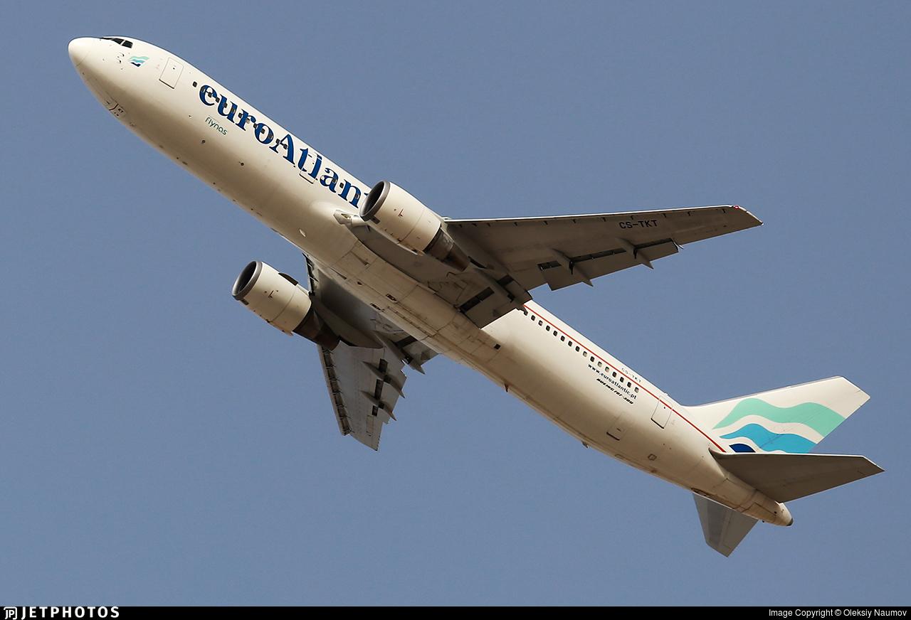 CS-TKT - Boeing 767-36N(ER) - Flynas