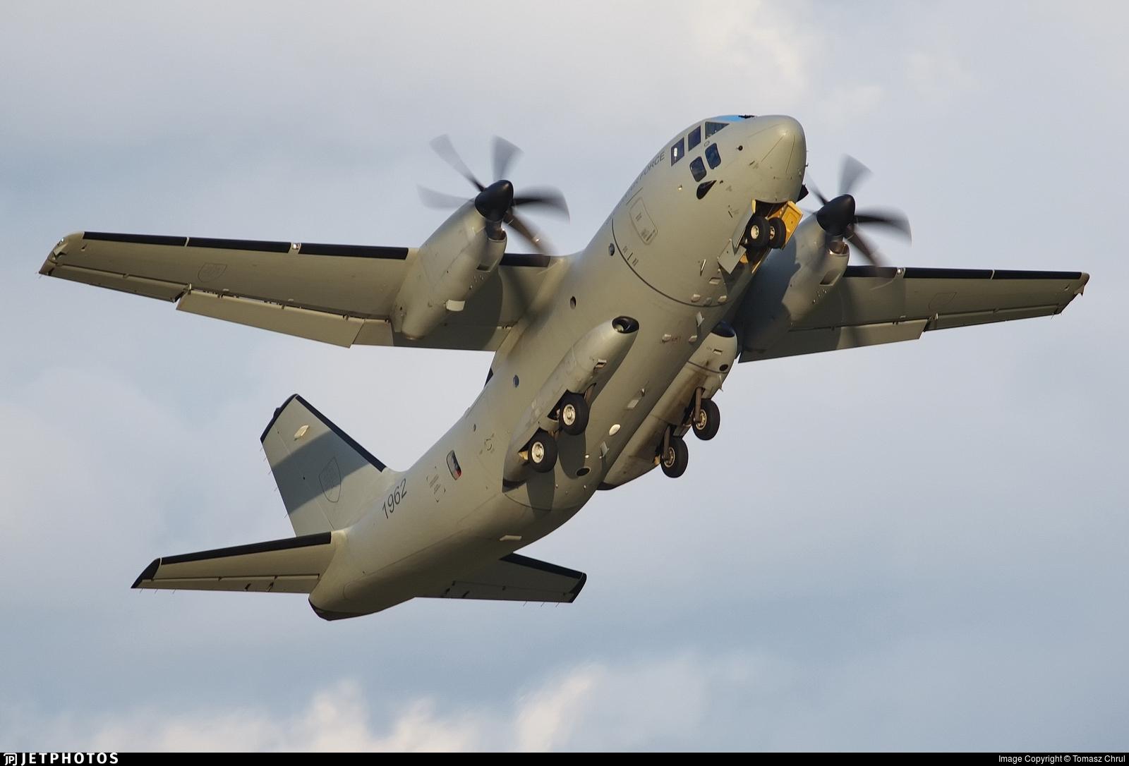 1962 - Alenia C-27J Spartan - Slovakia - Air Force