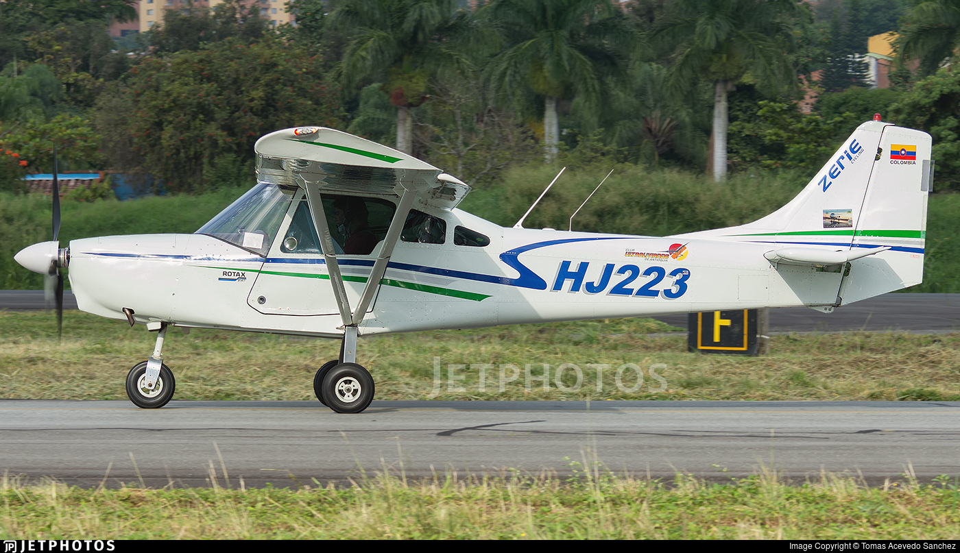 HJ223 - MX Aircraft MXS-R - Private