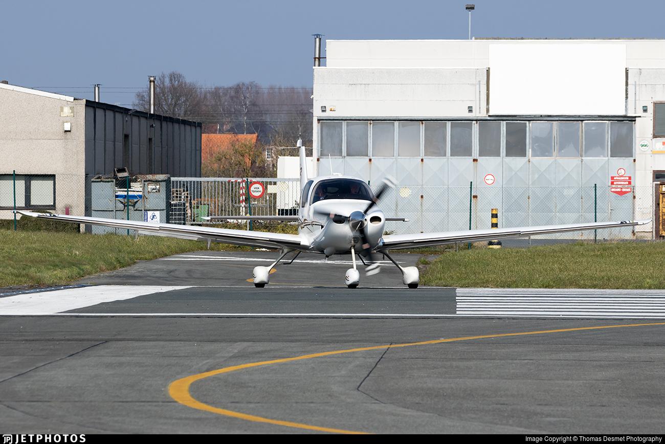 N80NS - Cirrus SR22-GTS G3 - Private