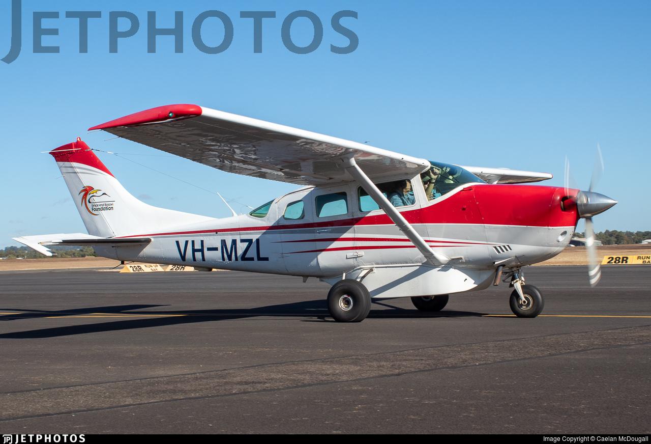 VH-MZL - Cessna U206G Stationair - Private