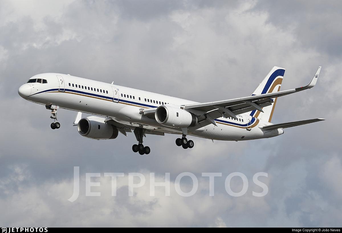 SX-RFA - Boeing 757-23N - GainJet Aviation
