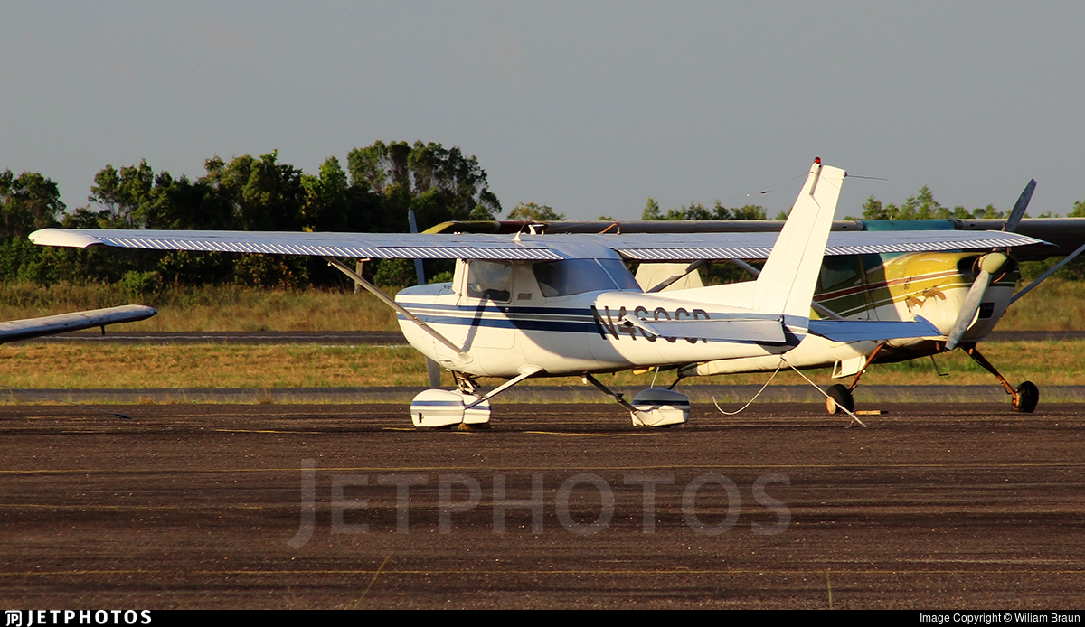 N4606P - Cessna 152 II - Private