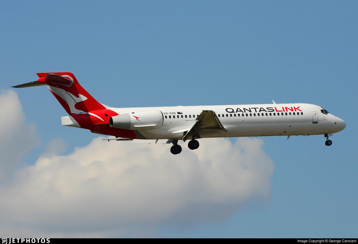 VH-NXN - Boeing 717-231 - QantasLink (National Jet Systems)
