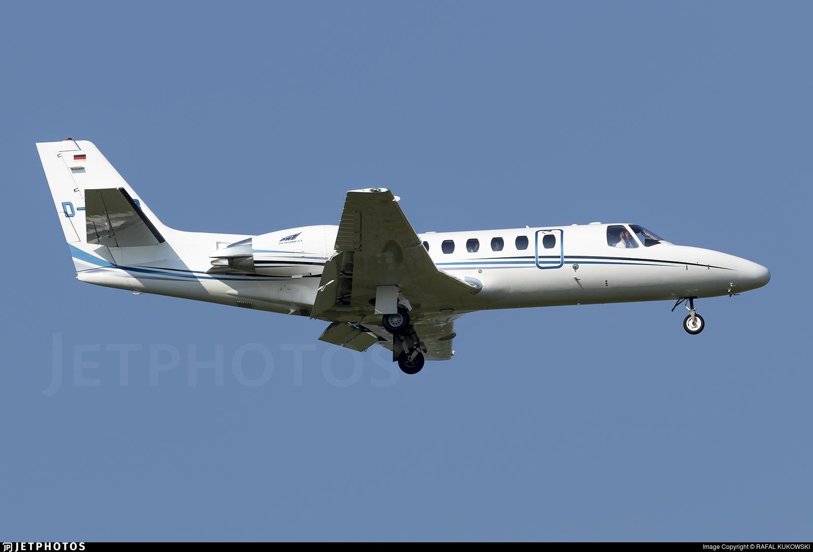 D-CAPB - Cessna 560 Citation Encore - Aerowest Flugcharter