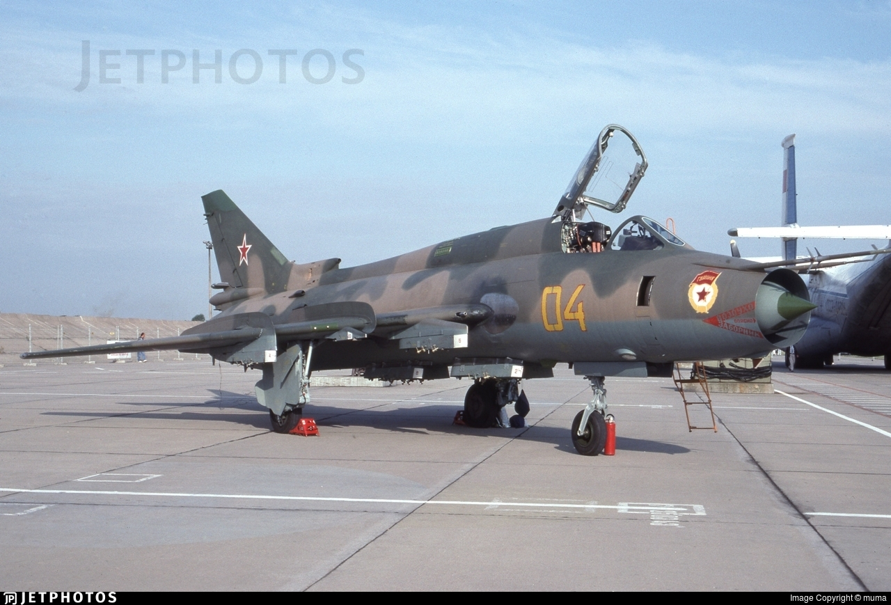 04 - Sukhoi Su-17M-4 Fitter K - Soviet Union - Air Force