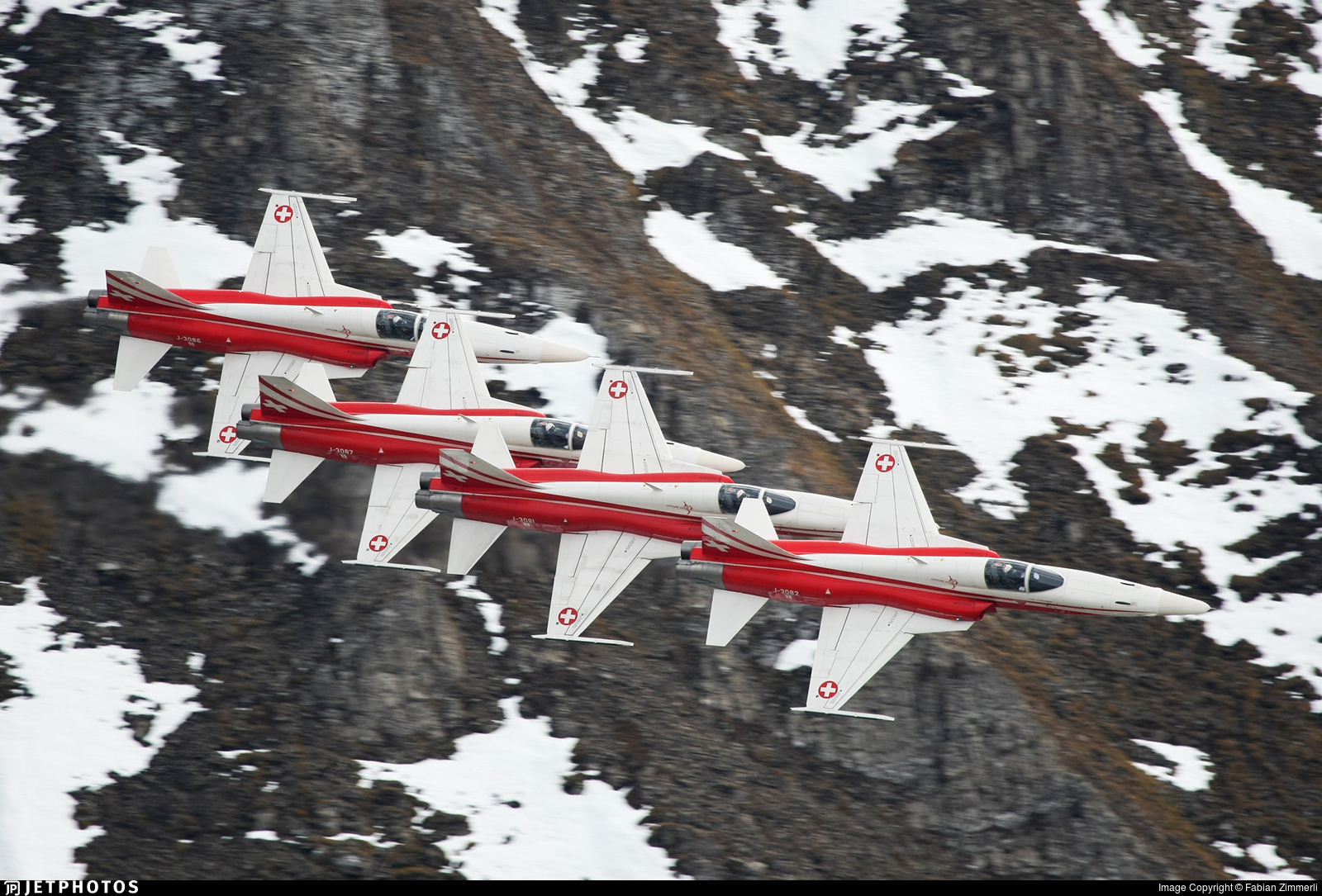 J-3082 - Northrop F-5E Tiger II - Switzerland - Air Force