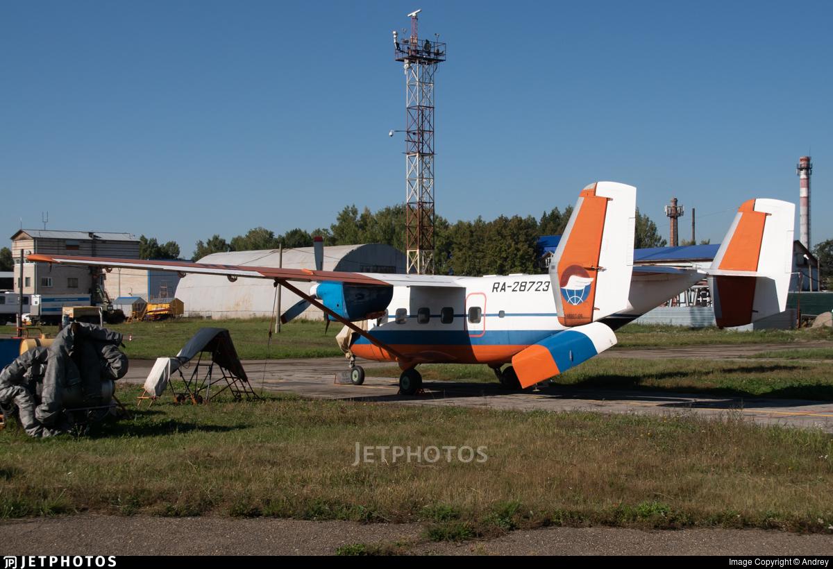 RA-28723 - Antonov An-28 - Ikar