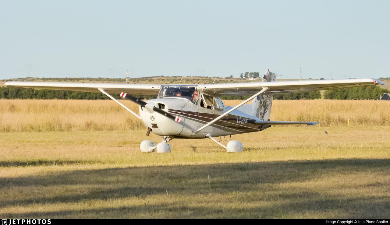 LV-HWF - Cessna 172 - Private