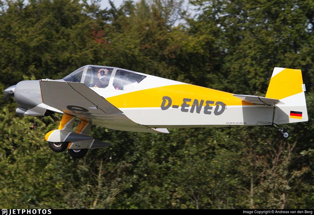D-ENED - Jodel D120A Paris-Nice - Private