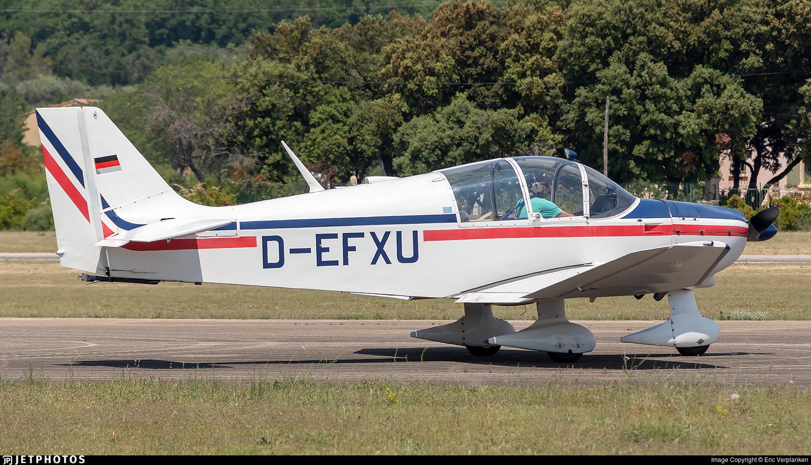 D-EFXU - Robin DR300/180R - Private