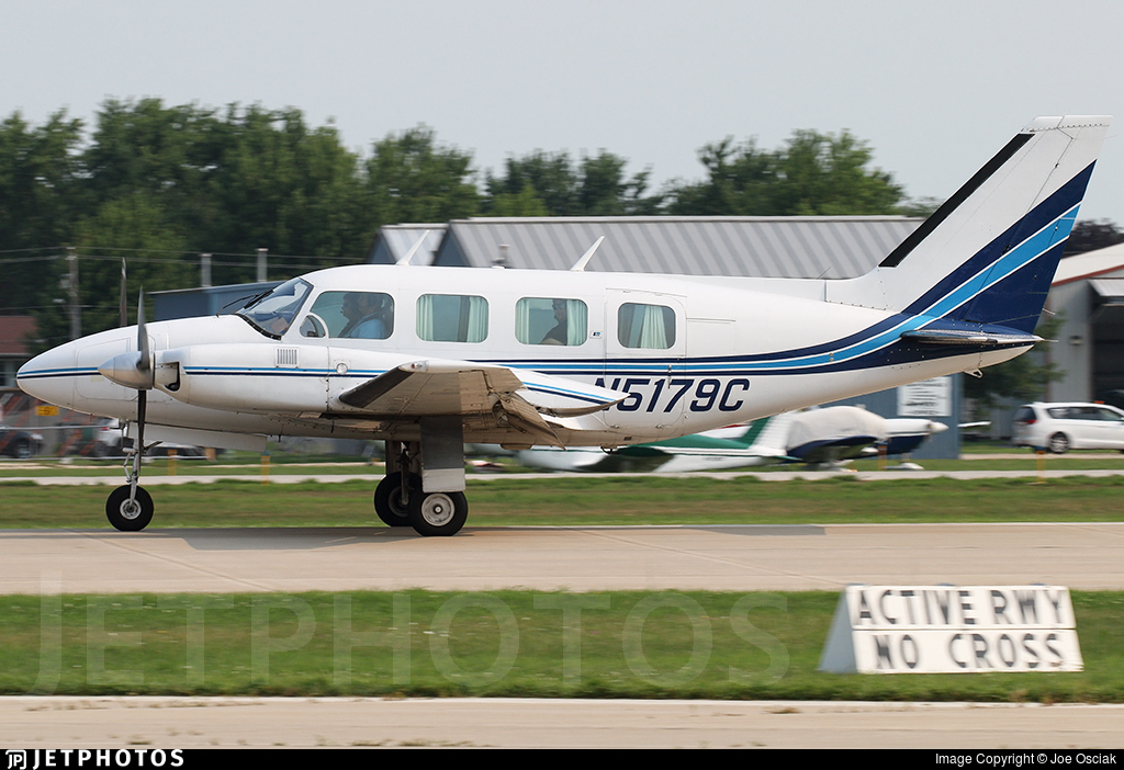N5179C - Piper PA-31-310 Navajo - Private