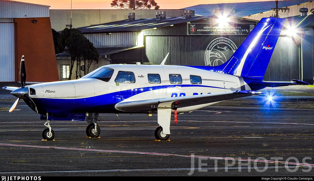 PR-DLG - Piper PA-46R-350T Matrix - Private