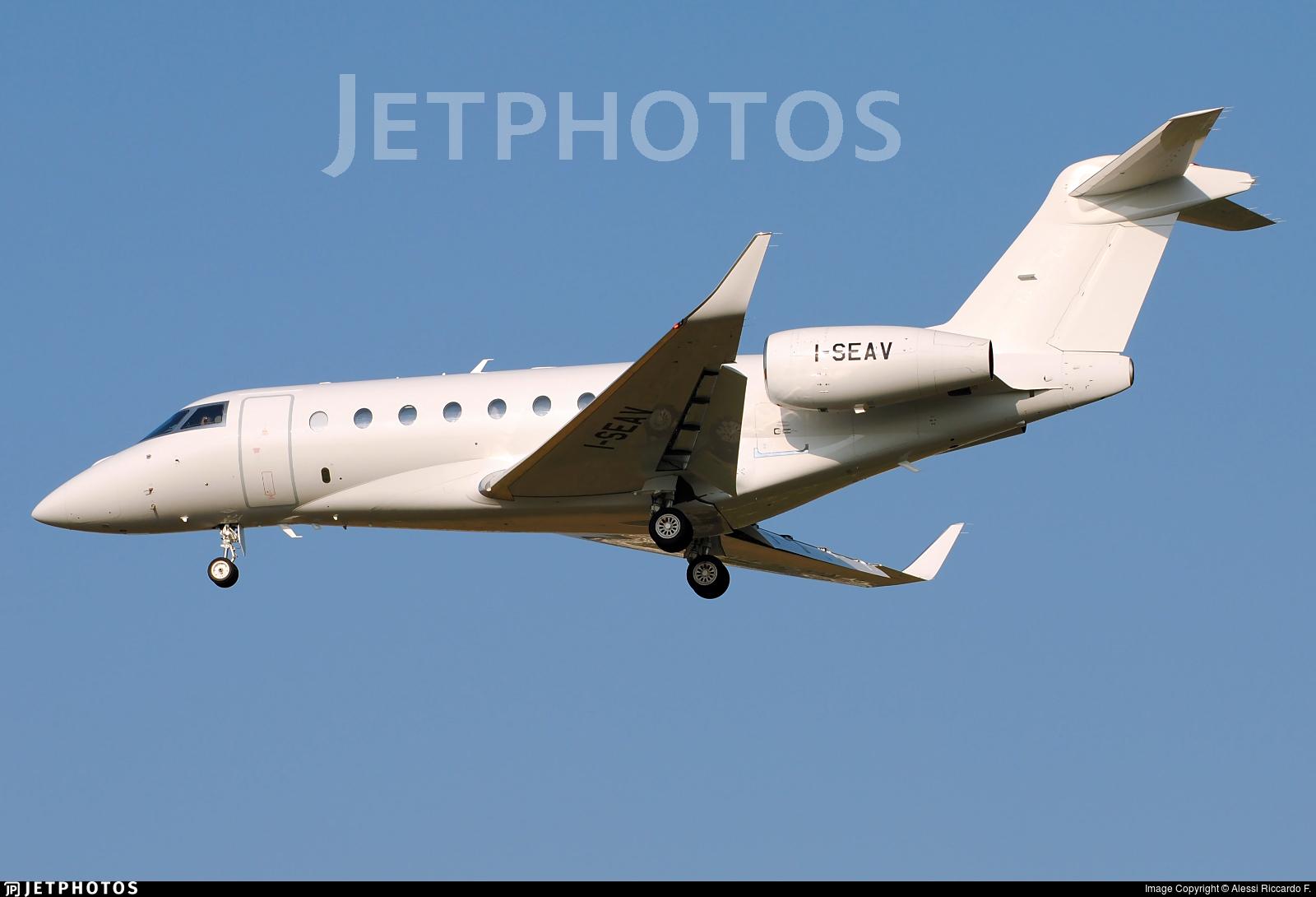 I-SEAV - Gulfstream G280 - SNAM - Servizi Aerei
