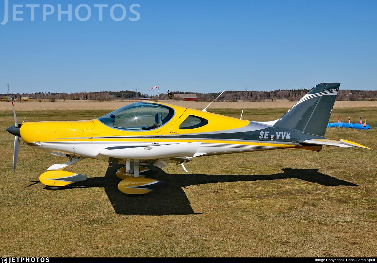 SE-VVK - BRM Aero Bristell - Private