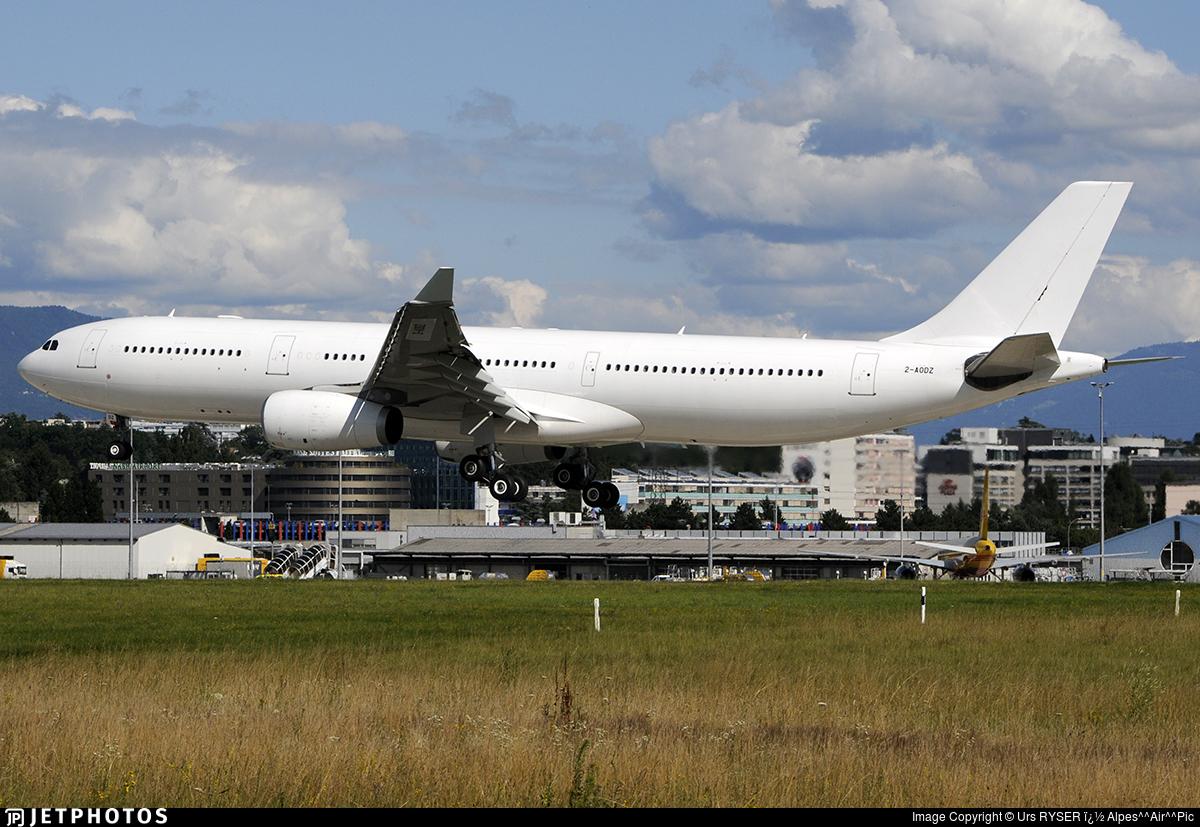 2-AODZ - Airbus A330-343 - Untitled