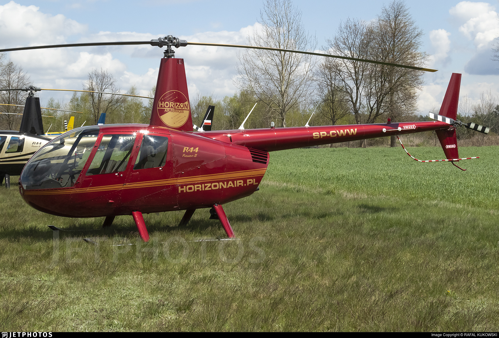 SP-CWW - Robinson R44 Raven II - Horizon Air Charter