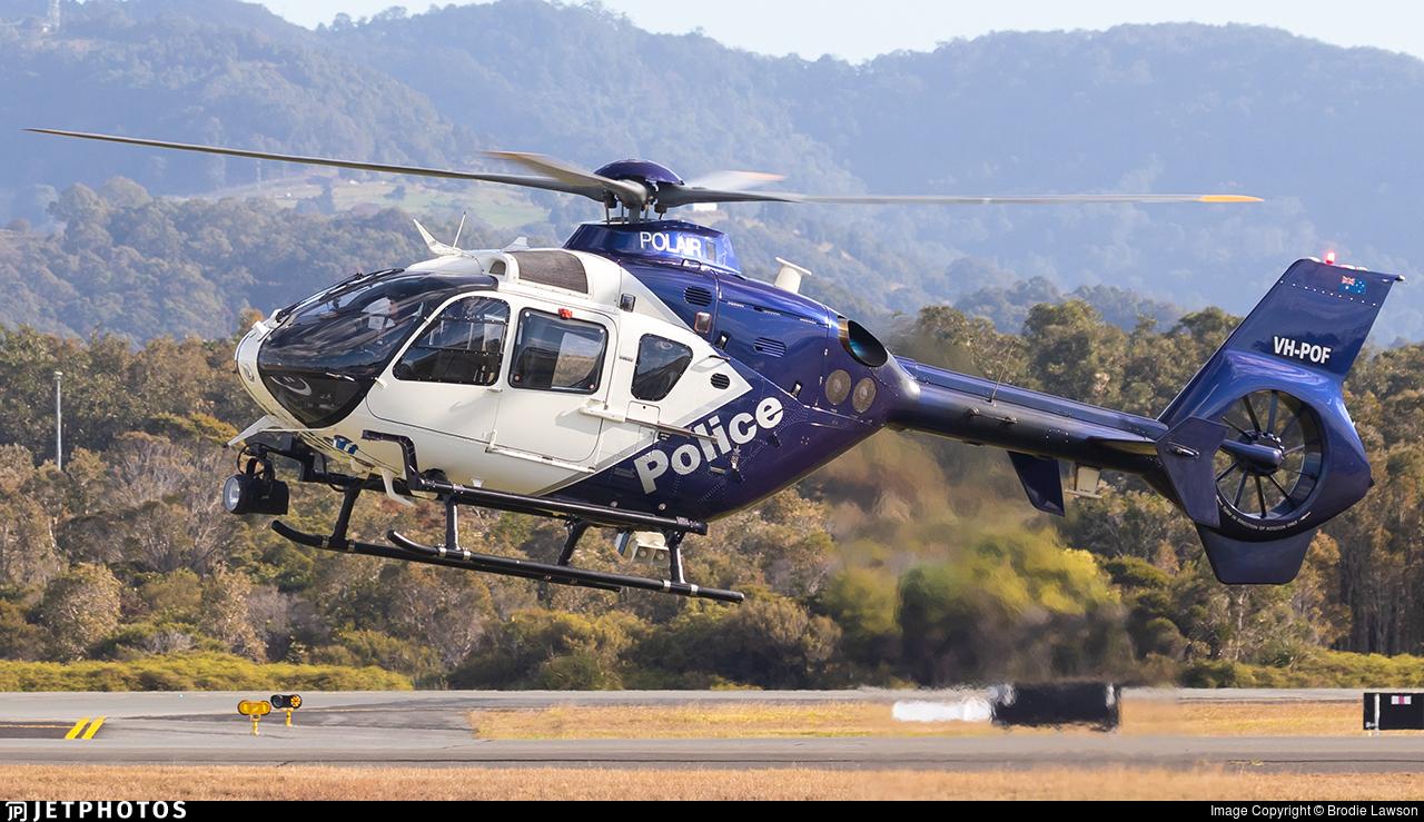 VH-POF - Eurocopter EC 135P2+ - Australia - New South Wales Police