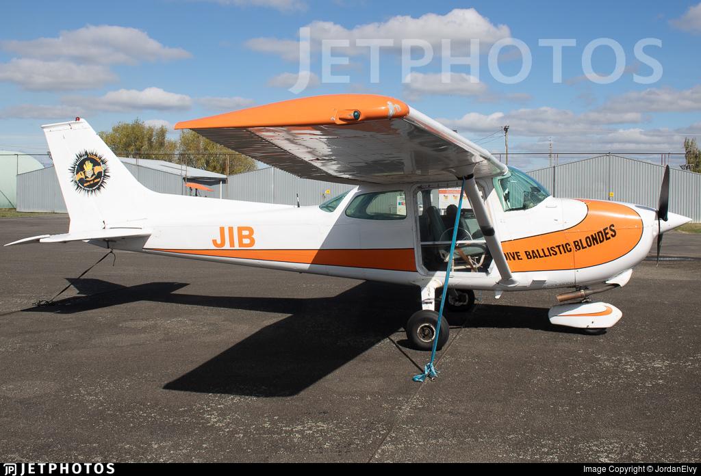 ZK-JIB - Cessna 172M Skyhawk II - Private