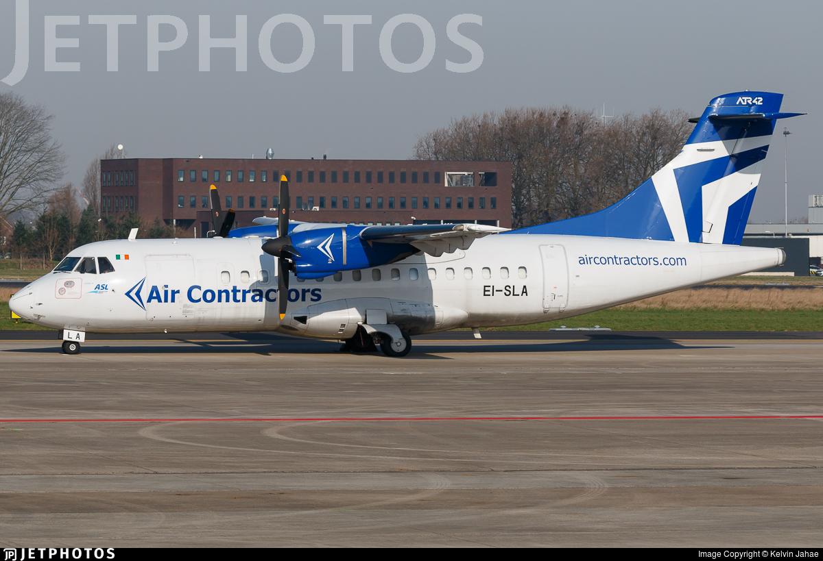 EI-SLA - ATR 42-300(F) - Air Contractors