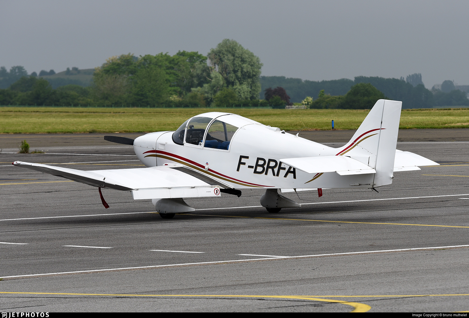 F-BRFA - Robin DR340 - Private