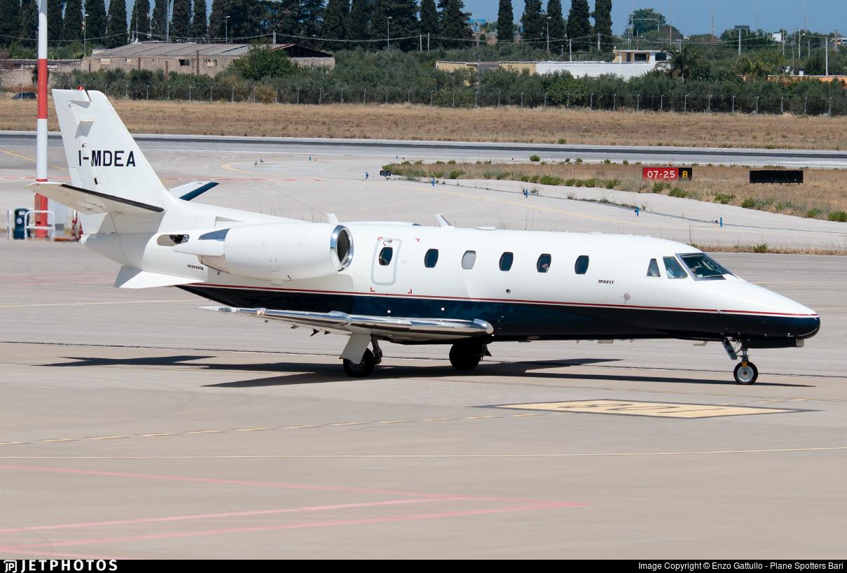 I-MDEA - Cessna 560XL Citation XLS+ - Sardinian Sky Service