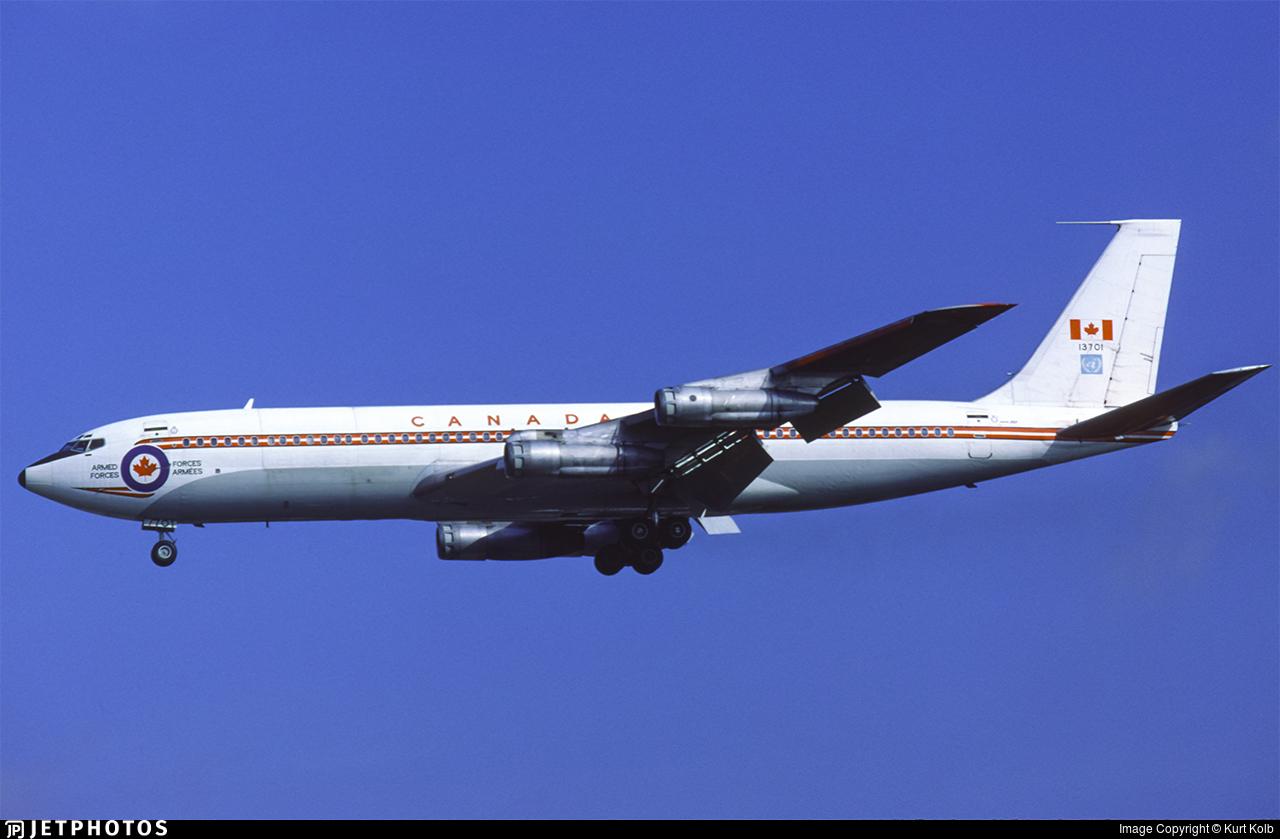 13701 - Boeing CC-137 - Canada - Royal Canadian Air Force (RCAF)