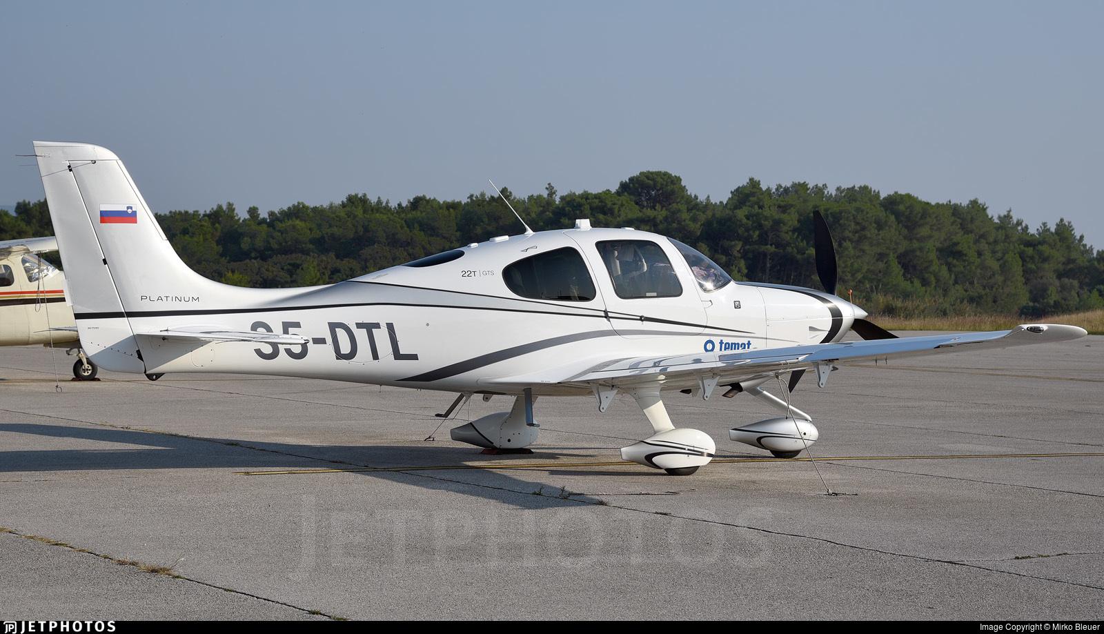 S5-DTL - Cirrus SR22T-GTS G5 Platinum - Private