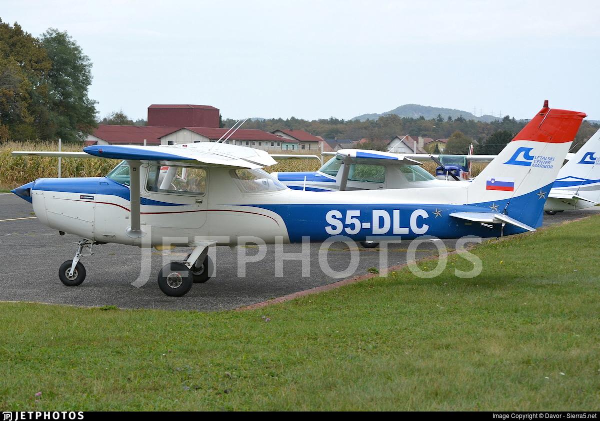 S5-DLC - Cessna 152 - Letalski center Maribor