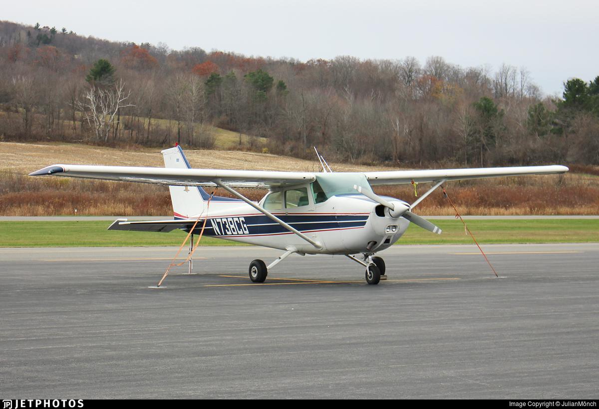N738CG - Cessna 172N Skyhawk II - Private