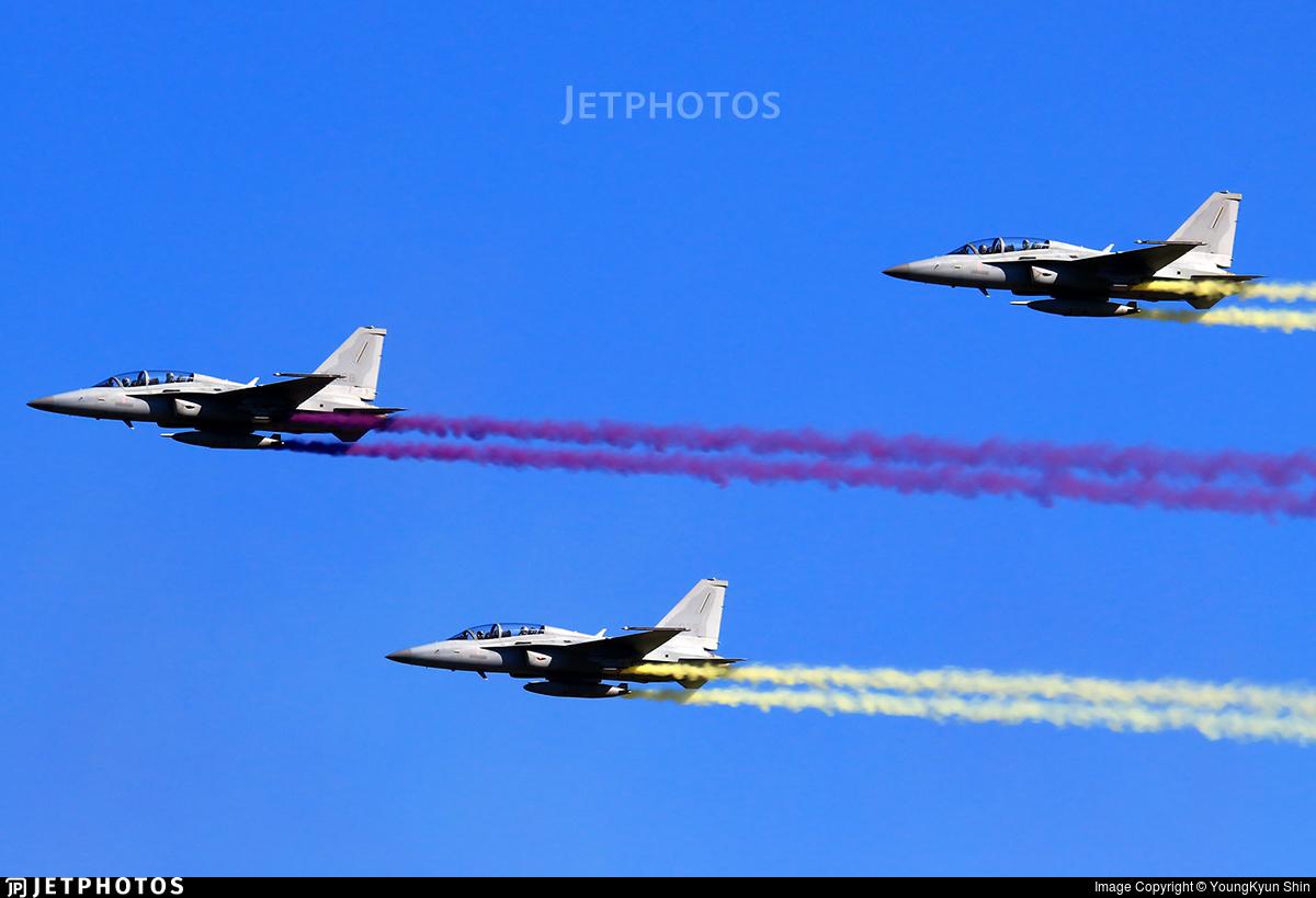 15-028 - Korean Aerospace Industries FA-50 - South Korea - Air Force