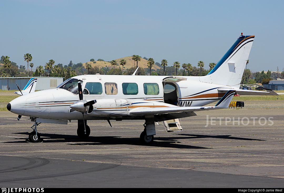 N154WW - Piper PA-31-350 Chieftain - Private