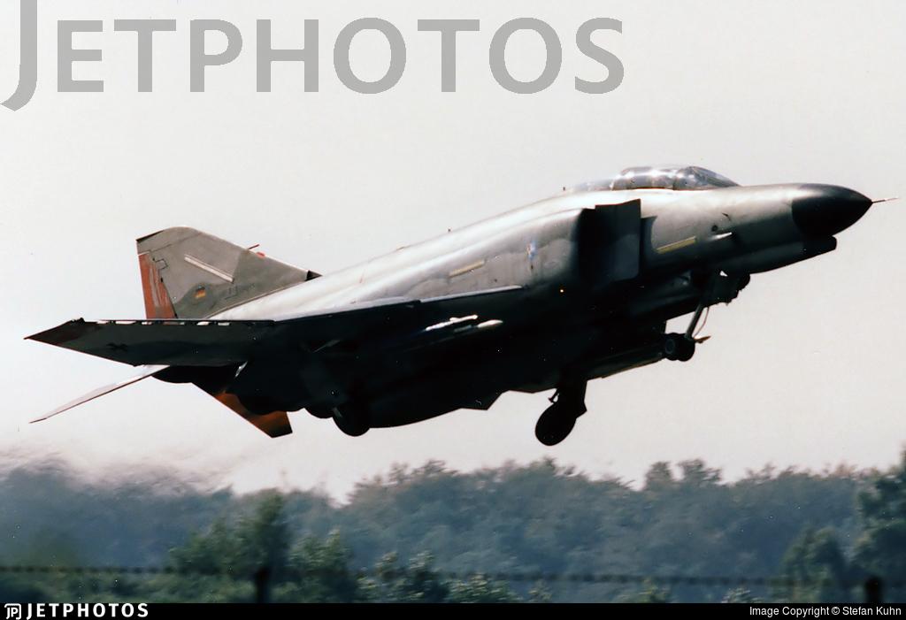 37-23 - McDonnell Douglas F-4F Phantom II - Germany - Air Force