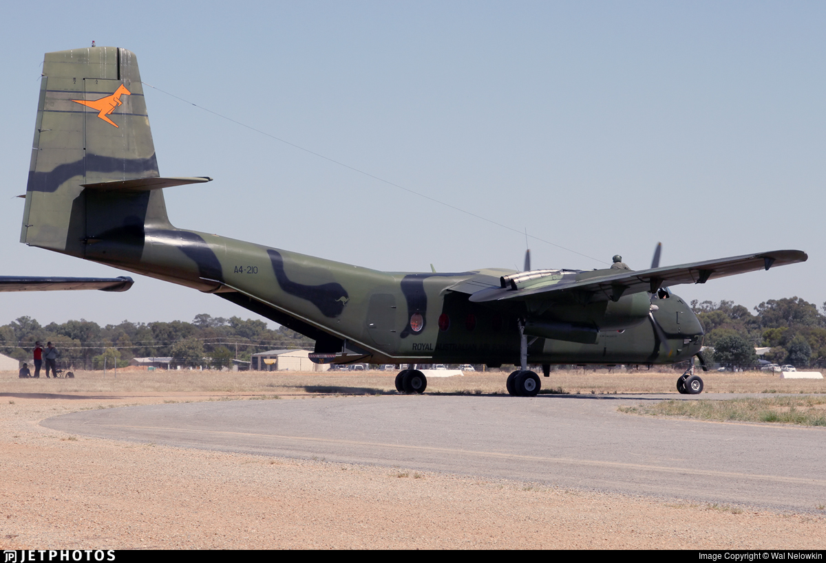 VH-VBA - De Havilland Canada DHC-4A Caribou - Historical Aircraft Restoration Society (HARS)