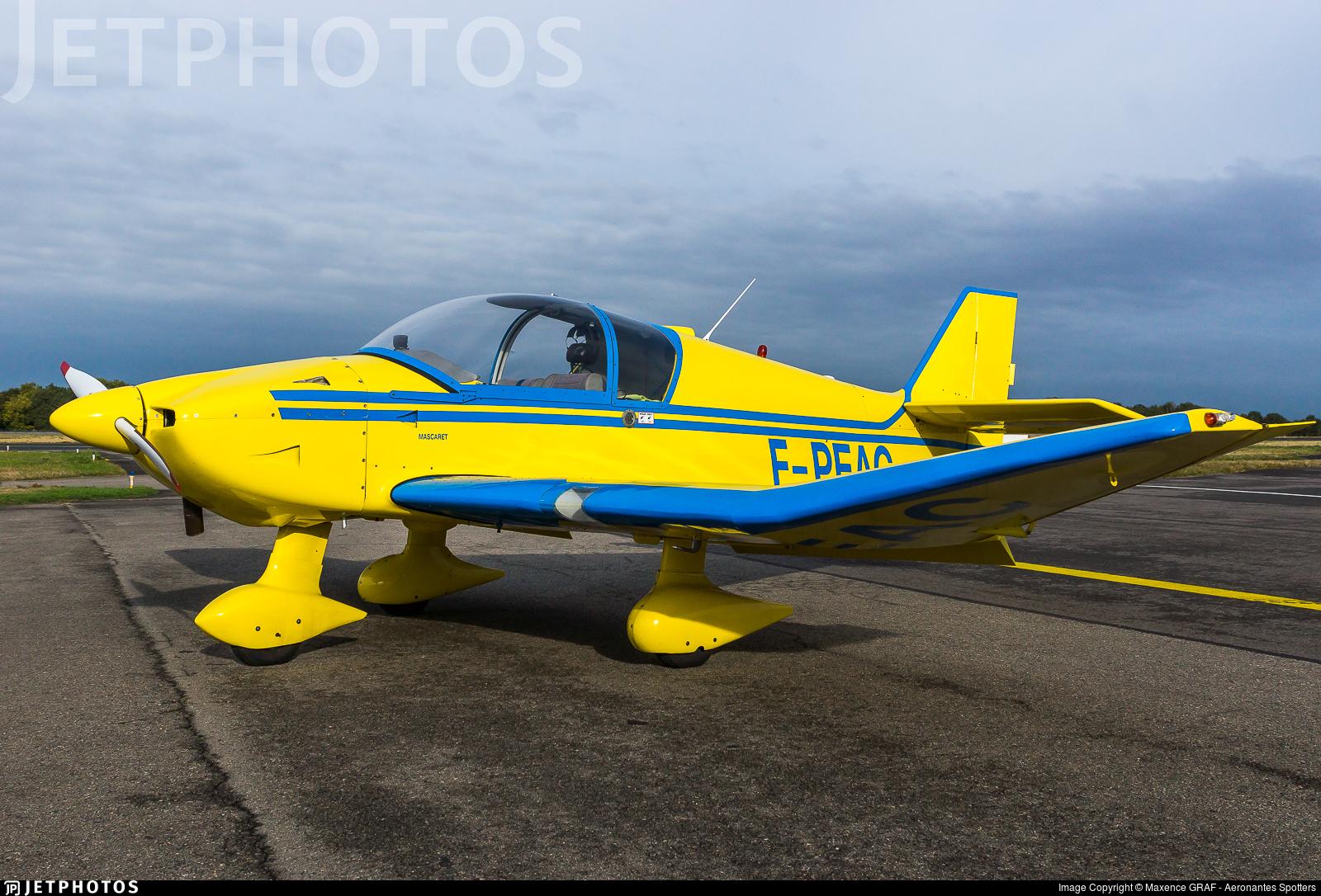 F-PEAC - Jodel D150 Mascaret - Private