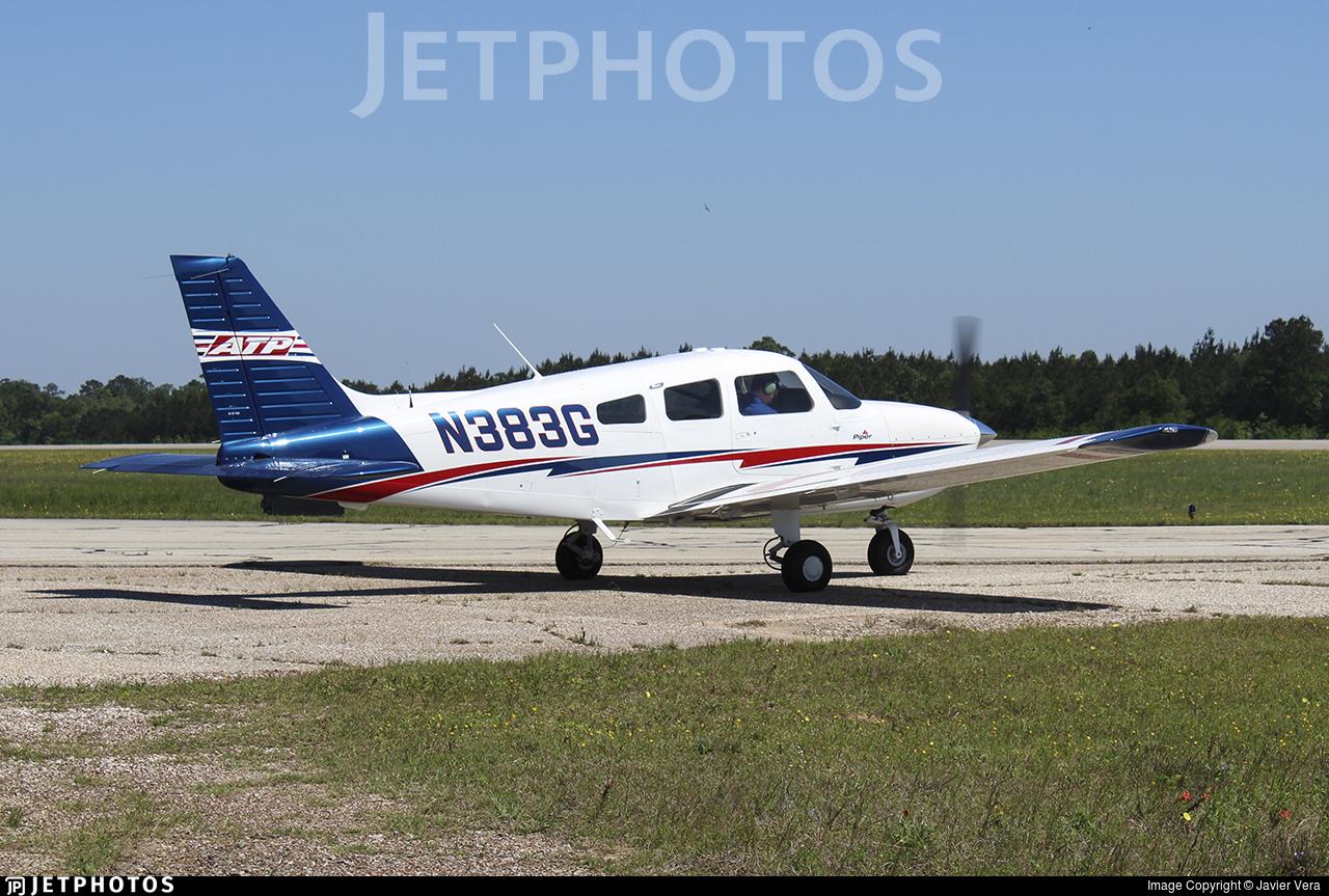 N383G - Piper PA-28-181 Archer DX - ATP Flight School