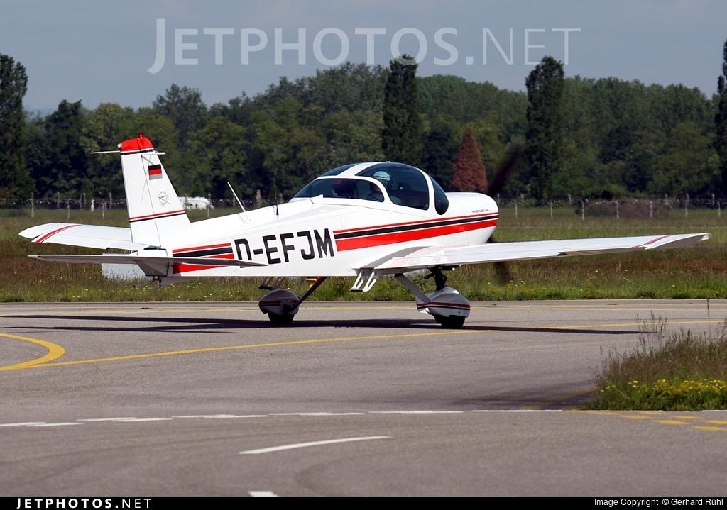 D-EFJM - Bolkow Bo.209 Monsun 150RV - Private