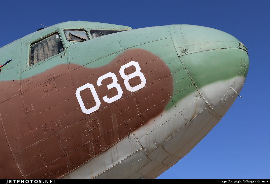 038 - Douglas C-47B Skytrain - Israel - Air Force