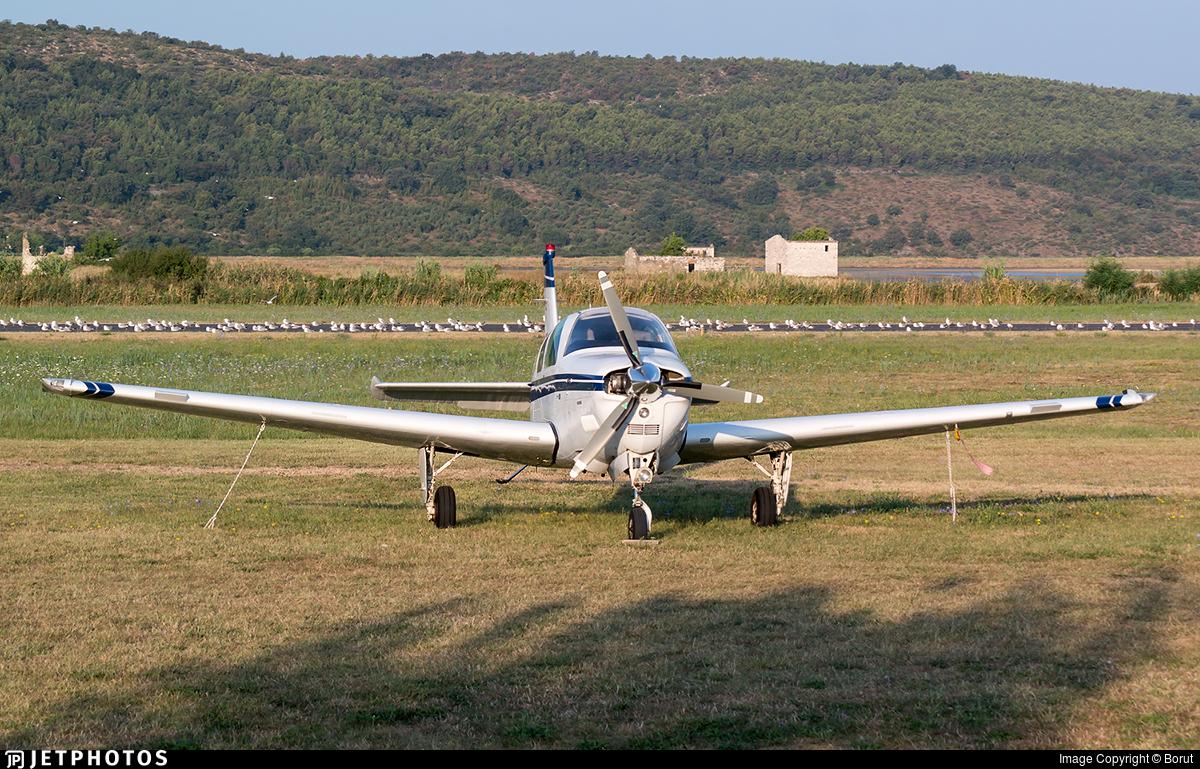 HA-ARB - Beechcraft A36 Bonanza - Private